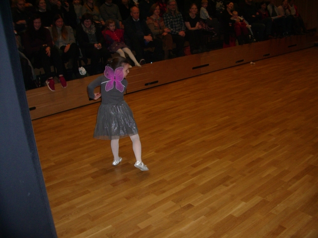 Hannah danser