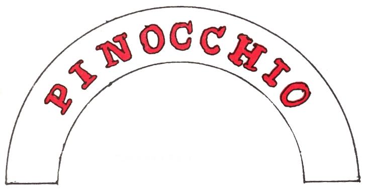 Pinocchio bue logo